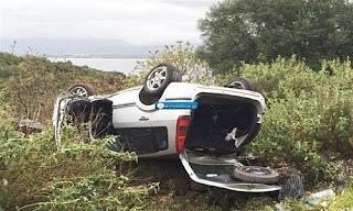 Έχασε τη ζωή της 22-χρονη σε τροχαίο ατύχημα που συνέβη στο 7-ο χιλ. της Ε.Ο.Ξάνθης-Καβάλας.