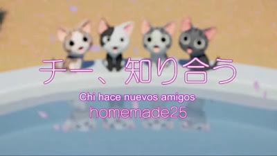 Chi's Sweet Home (2016) Capítulo 25 Sub Español