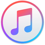 iTunes Official PNG