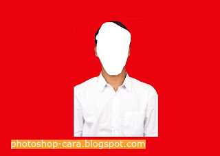 Cara Mengganti Background Foto 3x4