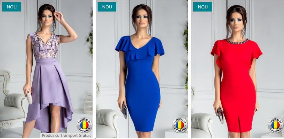 Modele rochii scurte de nunta online elegante cele mai ieftine