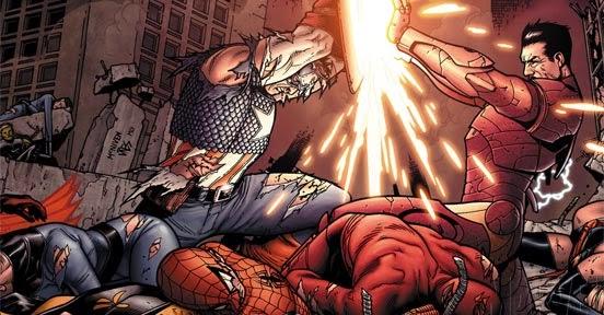Guerra Civil Marvel Livro Pdf