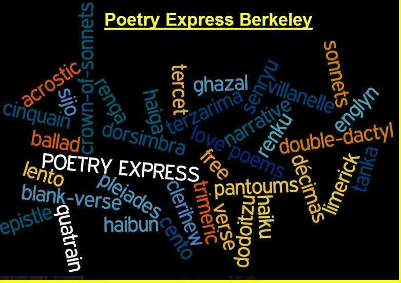 Poetry Express Berkeley