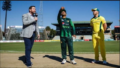 Pakistan Vs Australia Live 2nd t20