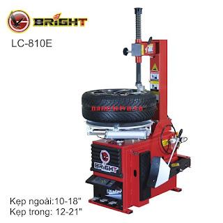 Máy ra vào lốp xe máy Bright LC-810E