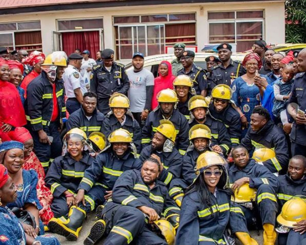 Nigeria Federal Fire Service Recruitment 2018 - Workers
