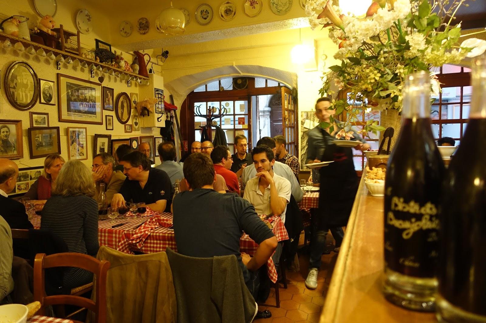 Cafe Rue Tramassac Lyon