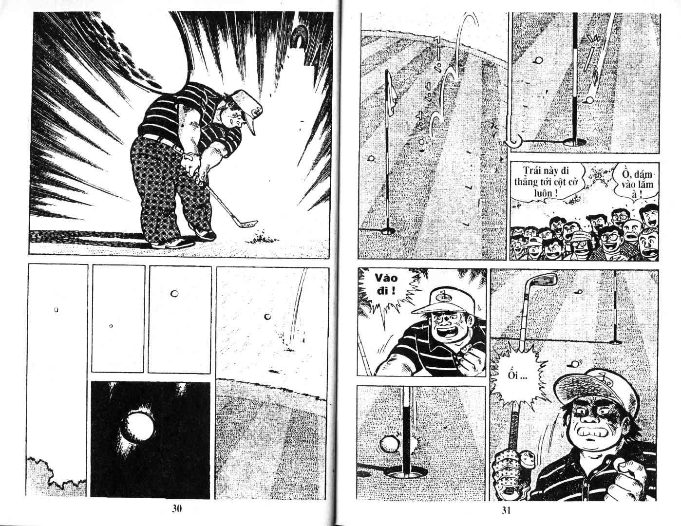 Ashita Tenki ni Naare chapter 40 trang 13