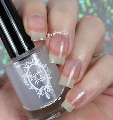 Powder Perfect Flawless Fortifying Base Coat