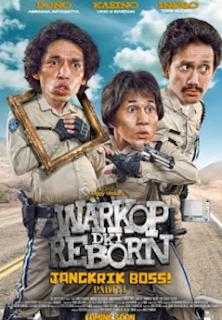 Download Film Warkop DKI Reborn 2016 TVRip Ganool Movie