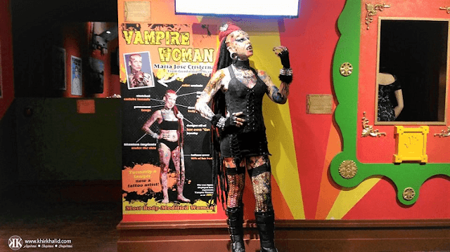 Ripley's Believe It Or Not Odditorium Resorts World Genting