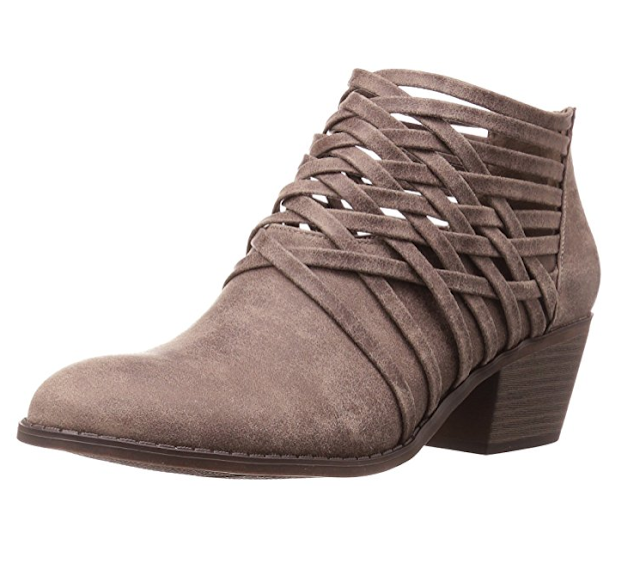Amazon: Fergalicious Bandana Ankle Booties only $19 (reg $65) - LOWEST PRICE!