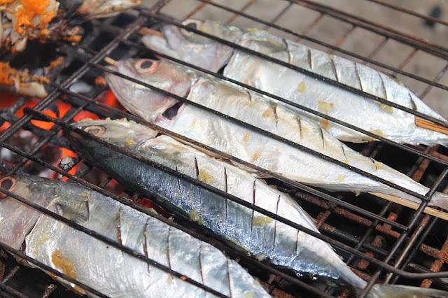 Ikan Kembung Percik Merah Kelantan