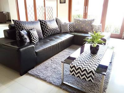 Model Kursi Sofa Terbaru Dengan Bahan Utama Kulit