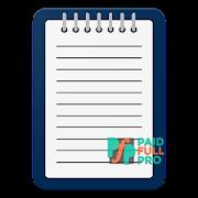 Notepad Notes Premium APK