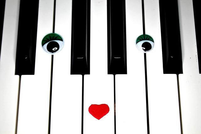 música, componer, organo, online, tony b machine, notas
