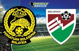 Malaysia vs Maldives Live Streaming Today 3-11-2018 Friendly Match