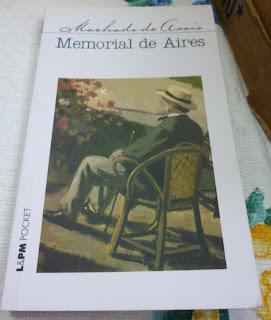 Memorial de Aires Resumo / Análise