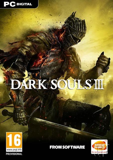 Dark Souls III The Ringed City-CODEX (game pc)