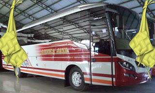 Harga Tiket Lebaran 2016 Bus Aneka Jaya Pacitan