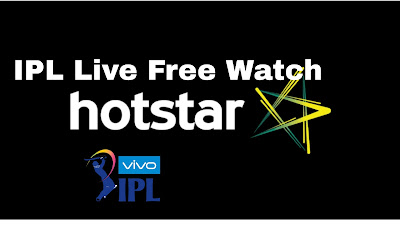 how to watch free ipl live on hotstar