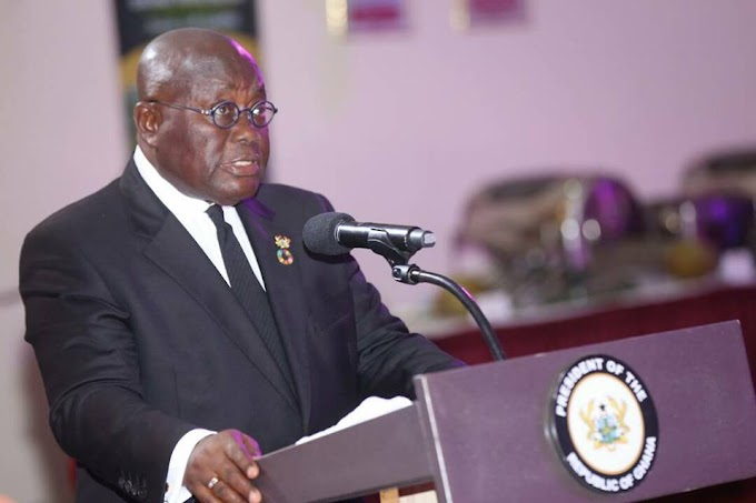 2018 Budget will Review Electricity Tariff to Help Boost the Industrial Sector - President Akufo Addo