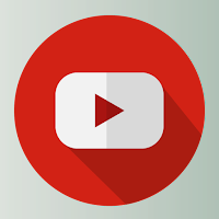 Youtube free flat icon