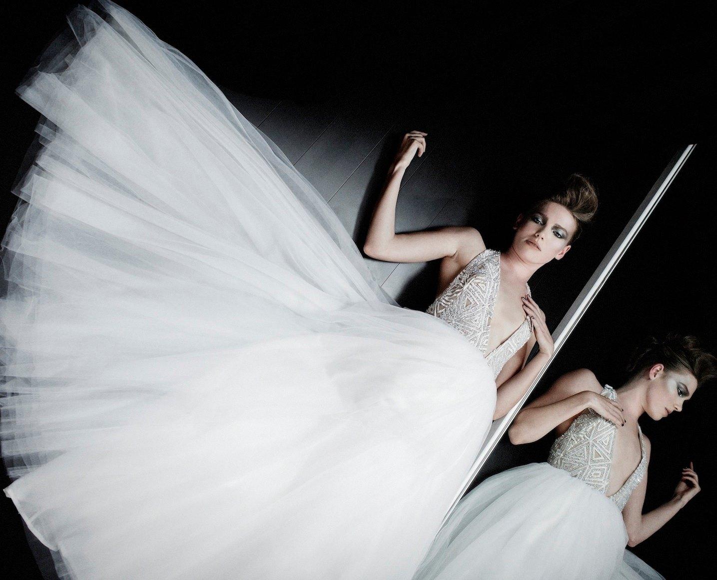 ZIOLKOWSKI EVENING & BRIDAL COUTURE INTERVIEW   EXQUISITE WEDDING GOWNS SYDNEY