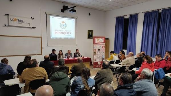 Borriquita de Puerto Real tendrá salida extraordinaria en su 75 aniversario