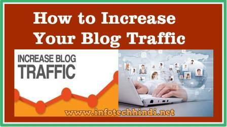 Get High Quality Back-links and Boost traffic