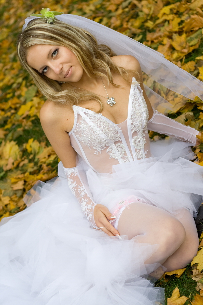 Night Sexy Lingerie Sexy Bride Tease Bed Temptation