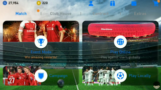 PES 2019 MOBILE Patch Update Logo & Kits for Android