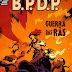B.P.D.P.: Guerra das Rãs #3 (de 5)