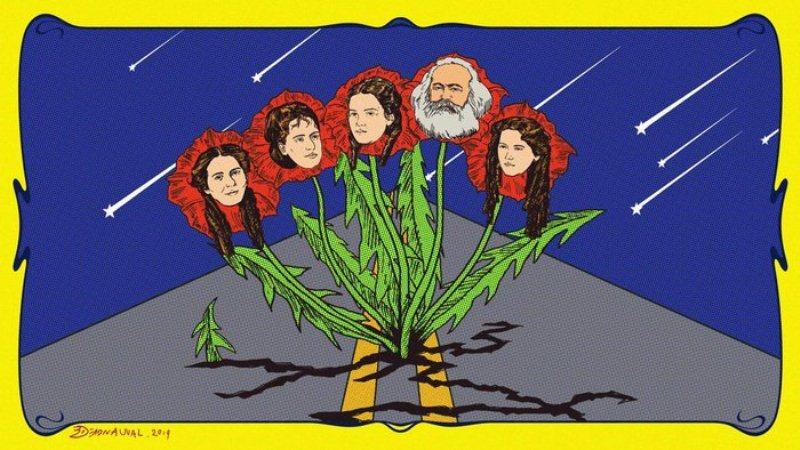 """14 Maret 1883"" Sejarah Keluarga Karl Marx: Radikal sampai Anak-Istri"