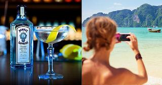Εταιρία τζιν ψάχνει να προσλάβει άτομα που θέλουν να πίνουν και να ταξιδεύουν στον κόσμο