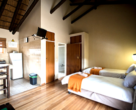 Accommodation @ Karoo National Park