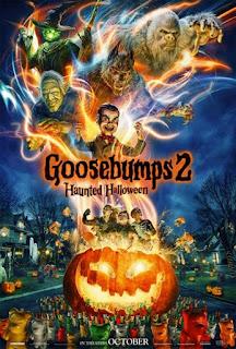 Goosebumps 2 - Poster & Trailer