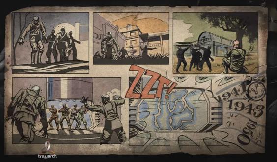 Kino Der Toten - Black OPS Zombies