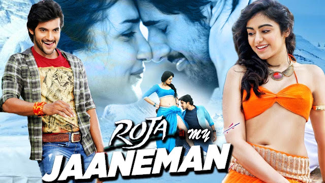 Roja My Janeman (2017) Hindi Dubbed Romantic Movie HDRip 720p