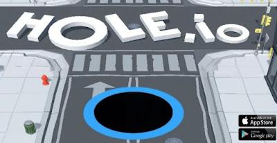 Hole.io Apk free on Android