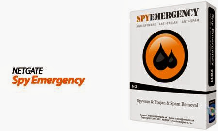 NETGATE Spy Emergency 13.0.195.0 Full Crack ~ Full Software Free Download