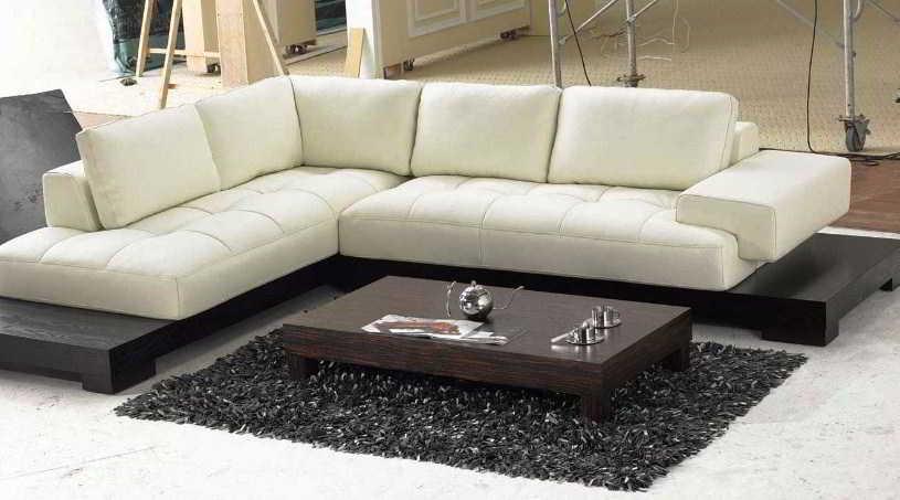 Sofa Minimalis Putih Modern Terbaru
