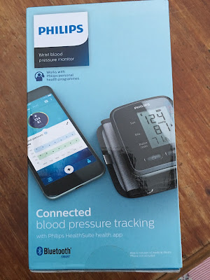 Philips bluetooth blood pressure monitor