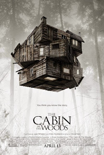 La cabaña en el bosque<br><span class='font12 dBlock'><i>(The Cabin in the Woods)</i></span>