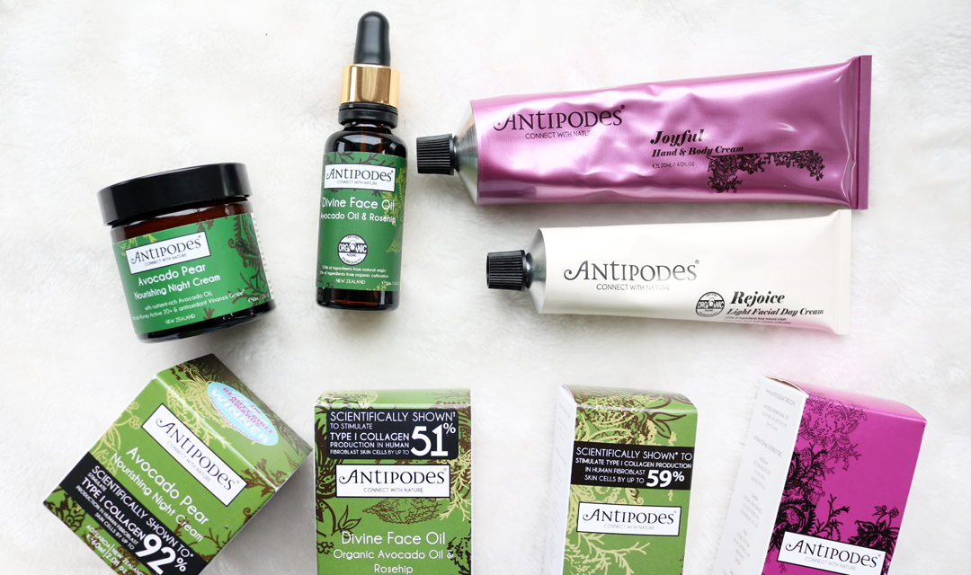Superfood Skincare: Avocado Oil Heroes from Antipodes