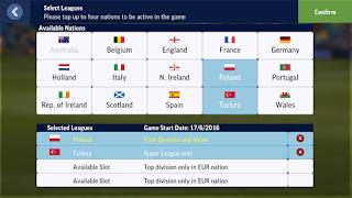 Download Football Manager Mobile 2017 v8.0 APK DATA Mod