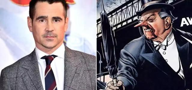 The Batman: Novo imagem mostra Pinguim de Colin Farrell