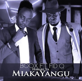 Boox Ft. Fid Q - Habari Ya Miaka Yangu - Download - Mp3 - AUDIO