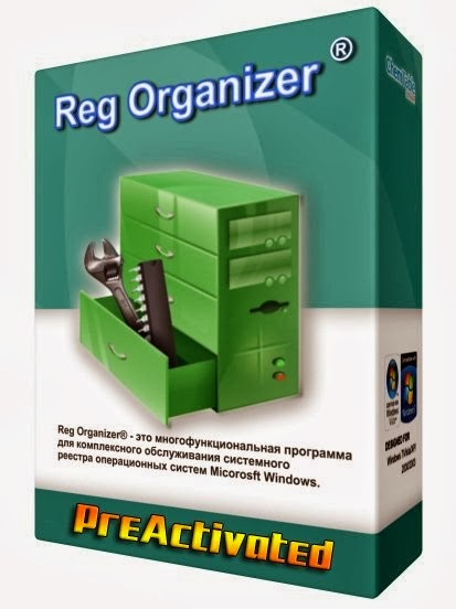 Reg Organizer 7.0 Crack/PreActivated Final Fix