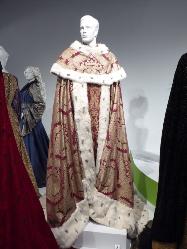 White Princess King Henry VII costume